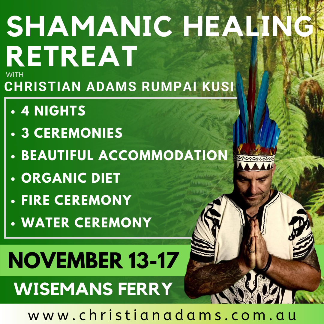 shamanic healing retreat 1